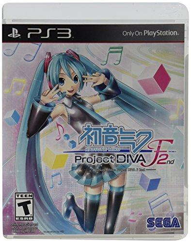 Hatsune Miku: Project Diva F 2nd (F Project Hatsune 2nd Miku Diva)