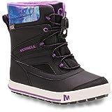 Merrell Girls' ML-g Bank 2.0 Waterpoof Snow Boots