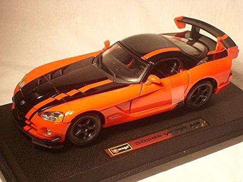 dodge-viper-srt-10-acr-tuning-coupe-rot-schwarz-2-generation-2003-2010-18-22114-1-24-bburago-modell-