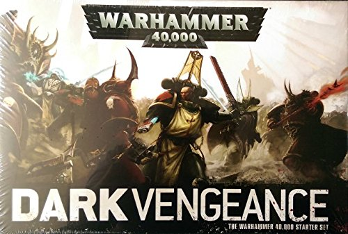 DARK VENGEANCE - WARHAMMER 40,000 - CAJA DE INICIO