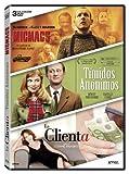 Pack: Micmacs + Tímidos Anónimos + La Clienta [DVD]