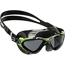 Cressi Planet Anti Fog Premium Swim Goggles Mask, 100% Anti UV (Made in Italy)