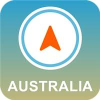 Australien Offline-GPS