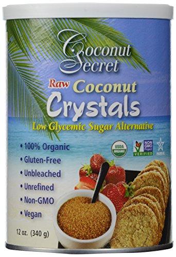 Coconut Secret, Raw Coconut Kristalle, 12 Unzen (375 g)