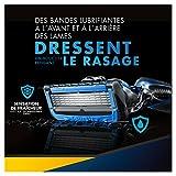 Gillette Fusion5 ProShield Chill Lames De Rasoir Pour Homme - 11Recharges