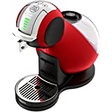 Krups KP 2305 Nescafé Dolce Gusto Melody 3 Kaffeekapselmaschine, (automatisch) rot metallisch