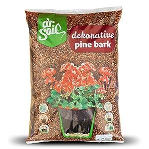pino: Dr.Soil Corteza de Pino mediterránea granularidad Natural de 8 a 15 mm para acol...