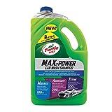 Turtle Wax 52753 Max Power Car Wash Shampoo 2.95L
