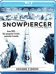 snowpiercer (2 blu-ray) blu_ray Italian Import