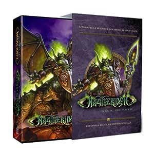 Upper Deck - JCCWOW011 - Jeu de Cartes - World Of Warcraft - Raid Deck - Le repaire de Magtheridon x6