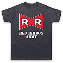 The Guns Of Brixton Dragon Ball Z Red Ribbon Army T-Shirt des Hommes a1cc1e58db1a