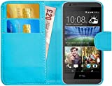 G-Shield HTC Desire 620/620g Hülle mit Kartenfach