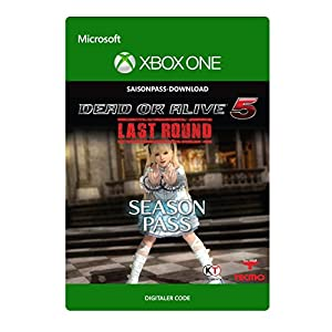 Dead or Alive 5 Last Round New Costume Pass 1 [Xbox One – Download Code]