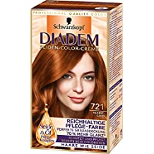 Diadem Coloration Stufe 3, 721 Herbstgold, 142 ml