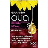 Garnier Olia 6.66 Vivid Garnet tinte permanente para el ...