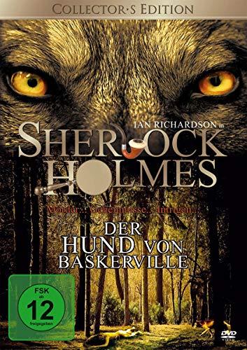 Sherlock Holmes - Der Hund von Baskerville [Collector's (Super Hund Kostüme)