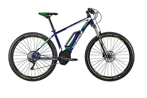 Whistle E-Bike B-WARE HF 29\'\' 10-V taglia 51.5 Bosh CX Cruise 400Wh PURION 2018 (eMTB Hardtail) / E-Bike B-WARE HF 29\'\' 10-S size 51.5 Bosh CX Cruise 400Wh PURION 2018 (eMTB Hardtail)