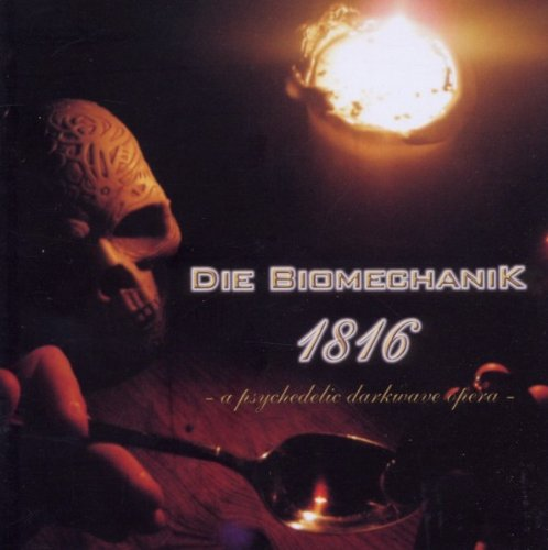 1816 - A Psychedelic Darkwave Opera