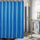 YuLl Duschvorhang Polyester Wasserdichtes Gehäuse Moldy Thick Multi-Size Optional Hochwertiger Duschvorhang (Breite * Höhe) (Größe : 300cm*180cm)