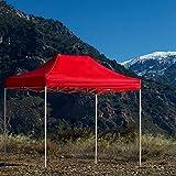 Regalos Miguel - Carpas Plegables 3x2 - Carpa 3x2 Eco - Rojo