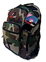Boys Kids Mens Camo DPM Backpack Rucksack School Bag Bags RoamliteŽ RL21C