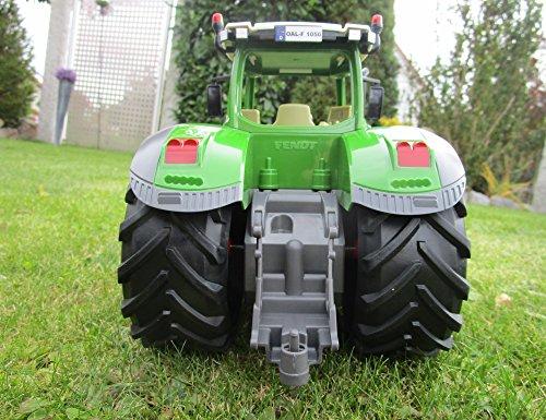 RC Auto kaufen Traktor Bild 3: Jamara RC Traktor Fendt 1050 Vario Maxi Schlepper 4 Batterien 37,5cm Länge 405035-B*