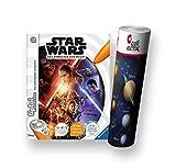 Ravensburger tiptoi® Buch - Star Wars ™ Episode 7 - Das Erwachen der Macht + Weltraum-Kinder-Poster by Collectix