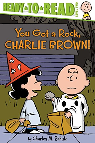 You Got a Rock, Charlie Brown! (Peanuts: Ready-to-Read, Level 2)