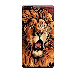 Ebby Back Cover for Huawei Honor 6 Plus (Designer Case)