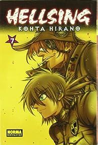 HELLSING 07 par Kohta Hirano