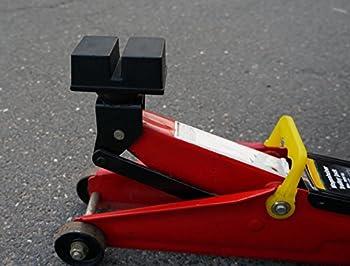 Carpropads Standard Wagenheberauflage Mit Abrutschsicherer Stahl Basisplatte 6