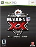Madden Nfl 09 20th Anniversary Collectors Edition Xbox 360
