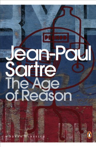The Age of Reason (Penguin Modern Classics) by Jean-Paul Sartre (2001-02-22)