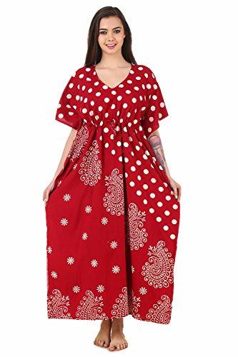 Masha Women's Cotton Kaftan NT-A70-627