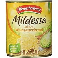 Hengstenberg Mildessa Mildes Weinsauerkraut, 770 g