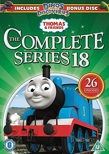 Thomas & Friends - The Complete Series 18 (2 DVDs)