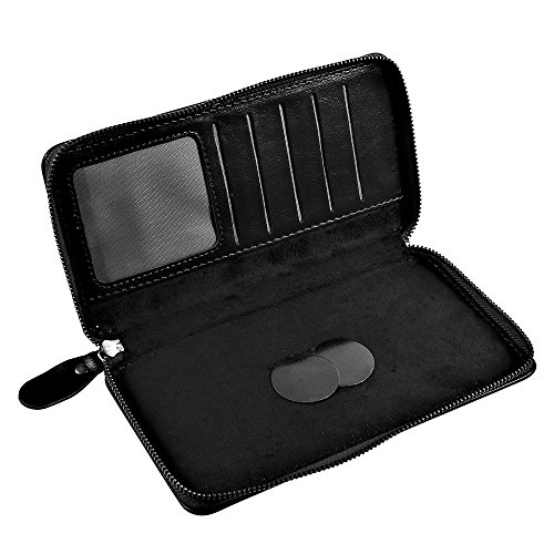 DFV mobile - Executive Wallet Case with Magnetic Fixation