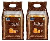 #10: Jivana Jaggery, 950 Grams (Pack of 2)