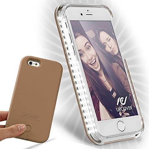 URCOVER® Custodia Apple iPhone 6 / 6s | Luce Selfie