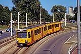 542069 Dutch built Articulated Tram Utrecht Netherlands A4
