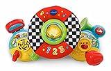 VTech Baby 80-192504 - Tut Tut Flitzer - Lernlenkrad, Kleinkindspielzeug