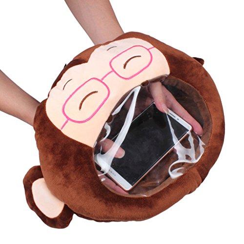 Preisvergleich Produktbild CHLADDY Winter Warme Handwärmer Kissen Kissen Spielzeug mit transparenter sichtbarer Oberfläche