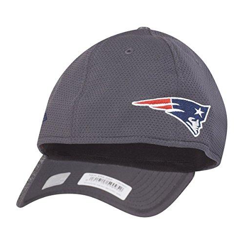 Shadow New England Patriots Graphite New Era 39Thirty Cap