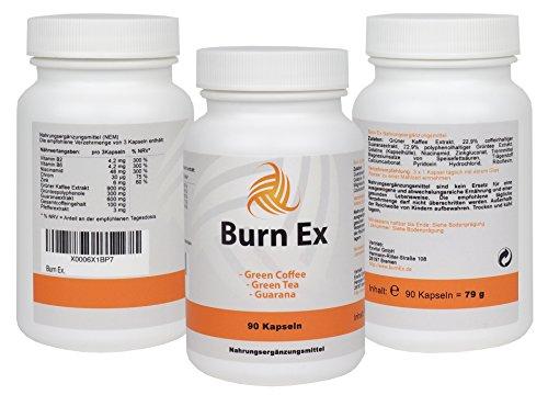 Burn Ex, Fatburner Diät