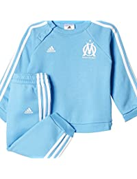 adidas Baby Jungen (0-24 Monate) Sweatanzug