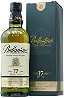 Ballantines 17 Year Old Blended Scotch Whisky, 70 cl by Ballantines