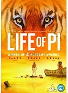 Life of Pi [DVD]