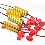 Mintice™ 4 X 12V KFZ Auto LKW 50W 6 Ohm Lastwiderstand Widerstand für LED SMD Blinker Schwanz