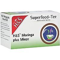 H&S Moringa plus Minze Filterbeutel 20 St Filterbeutel preisvergleich bei billige-tabletten.eu