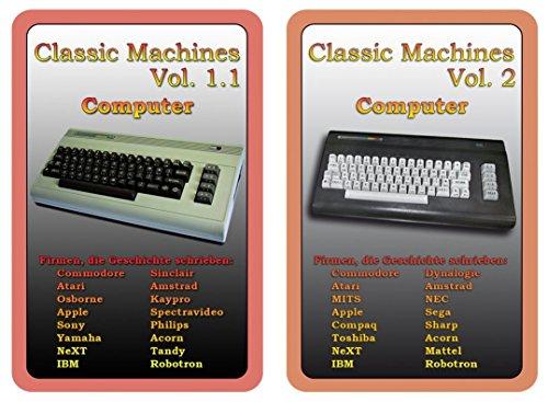 Bundle Classic Machines Computer Vol. 1.1 + 2.0 - Imac G4 Computer